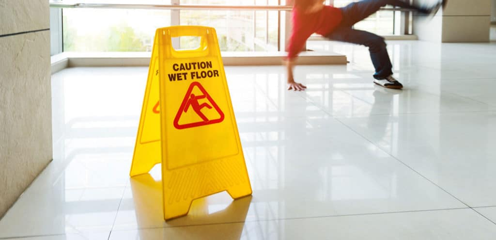 When Is a Store Liable for a Slip and Fall in New Jersey?