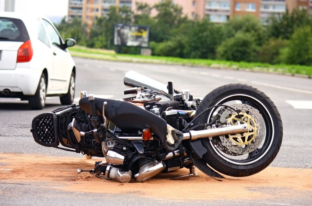 Can a Motorcyclist Injured While Lane-Splitting Recover in a New Jersey Personal Injury Lawsuit?