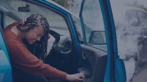 Car accident and neck pain