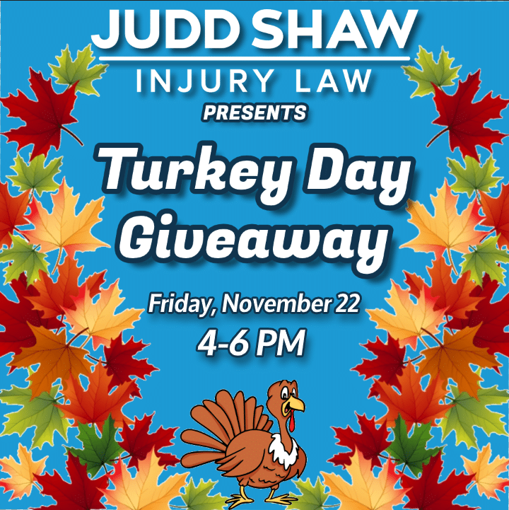 We're Giving Away 100 FREE Turkeys to the Community