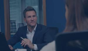 image of judd shaw in a meeting with a client