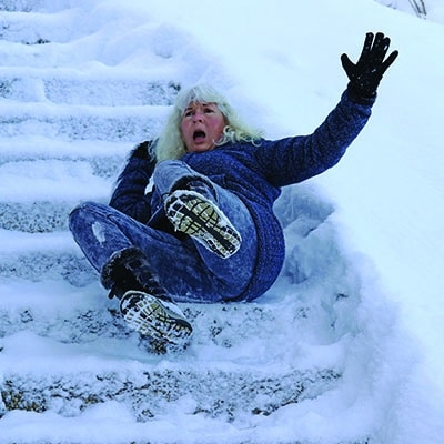 Avoiding Slip and Fall Incidents Around Town