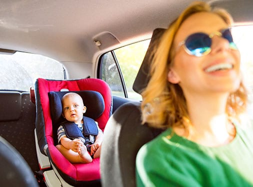 BABY ON BOARD: Safety Tips to Keep Your Child Safe on the Road