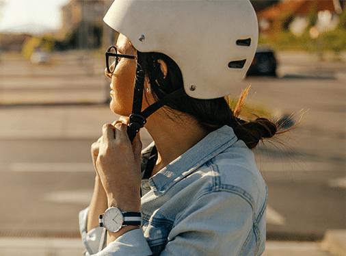 A Helmet a Day Keeps the TBIs Away!